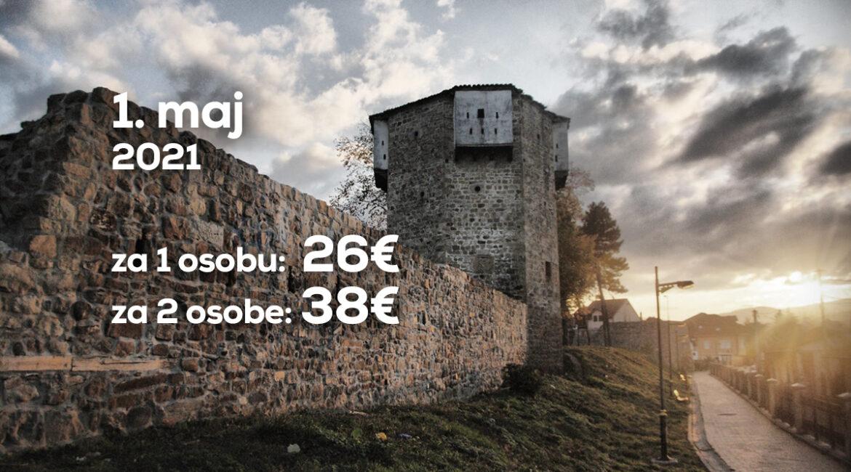 Prvomajska ponuda – 26€